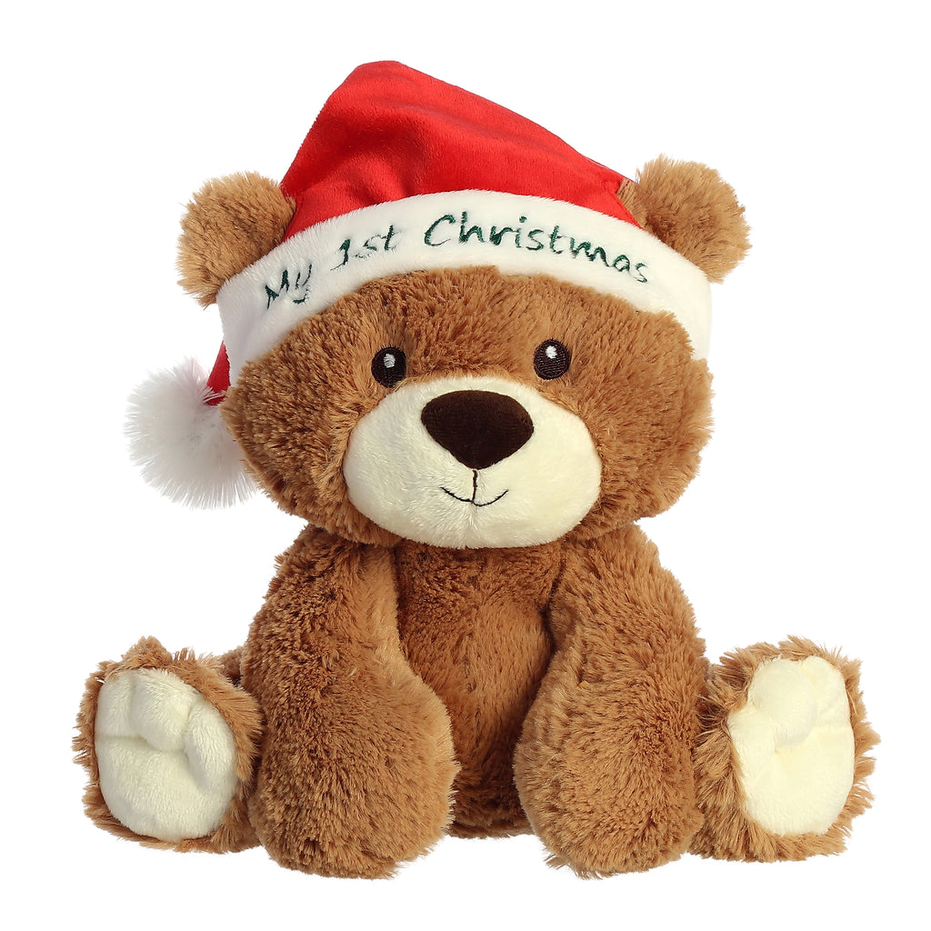 "Aurora - My 1st Christmas 10"" Bear"