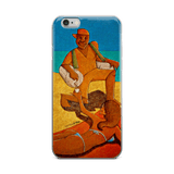 Beach Ice-Tea iPhone case - Sambatribe