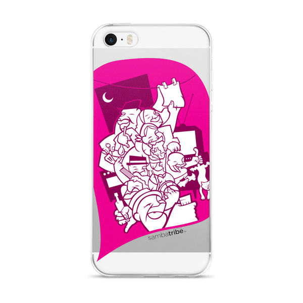 Brazil Talk iPhone case - Sambatribe