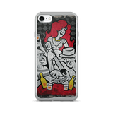 Red Hair Samba iPhone case - Sambatribe