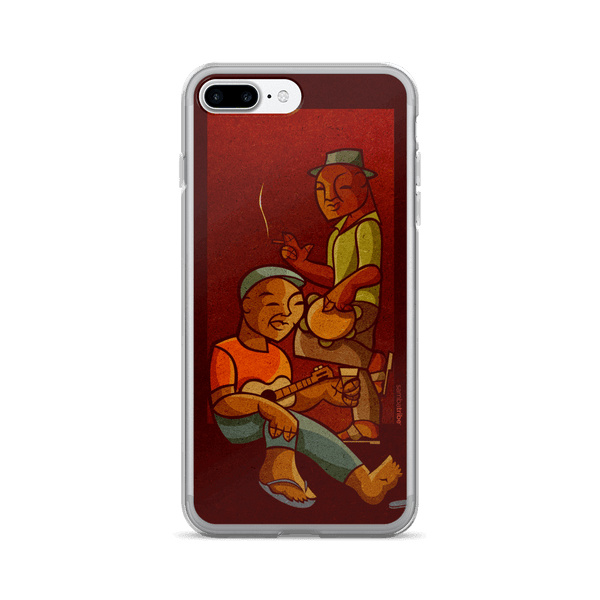 Samba Brothers iPhone case - Sambatribe