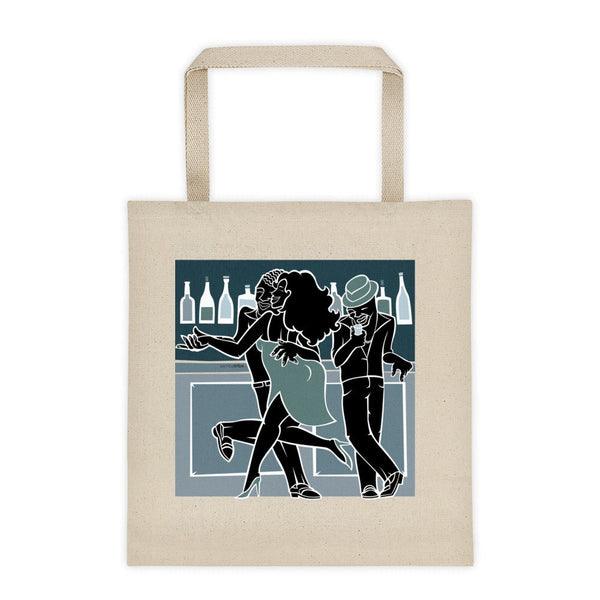 Bar Rules tote bag