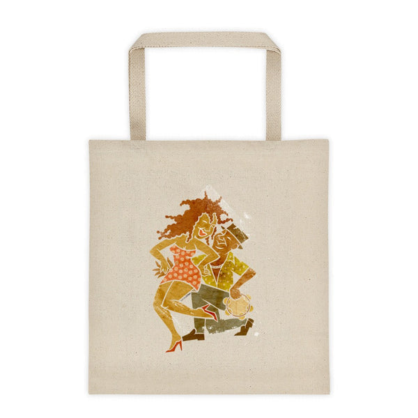 Samba Couple tote bag