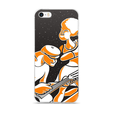 Beach Ice-Tea iPhone case