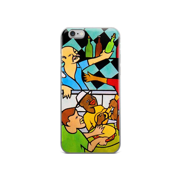 Samba Boteco iPhone case