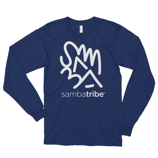 Sambatribe long sleeve t-shirt (unisex) - Sambatribe