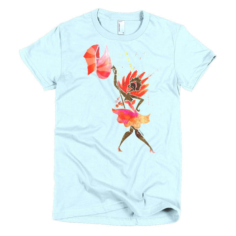Samba Night women's t-shirt