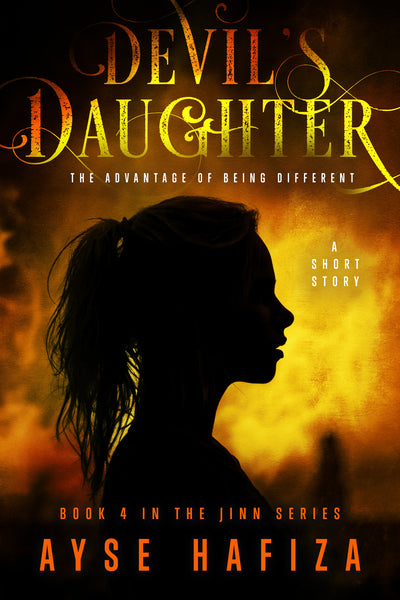 Jinn Series Book 4: Devil's Daughter