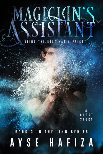Jinn Series Book 3: Magician's Assistant
