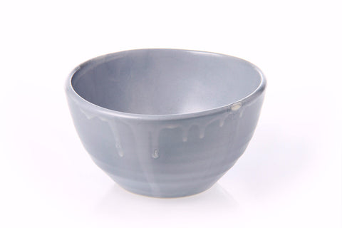 Potter's Mark Noodle Bowl 14cm - Layered Grey