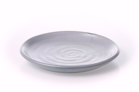 Potter's Mark Side Plate 16cm - Glazed in Layered Grey