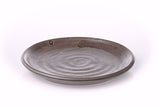 Potter's Mark Side Plate 16cm - Glazed in Leather