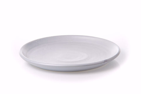 Potter's Mark Entree Plate 21cm - Glazed in Layered Grey