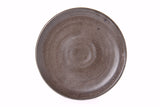 Potter's Mark Entree Plate 21cm - Glazed in Leather