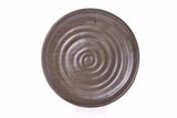 Potter's Mark Lunch Plate 25cm - Glazed in Leather