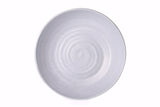 Potter's Mark Presentation Bowl 27cm - Glazed in Layered Grey