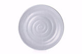 Potter's Mark Dinner Plate 27cm - Glazed in Layered Grey