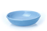 Classic Coupe Pasta Bowl 21cm - Glazed in Rad Blue