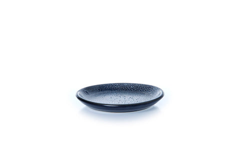 Classic Coupe Side Plate 15cm - Glazed in Black Foam