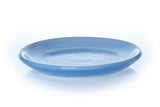 Classic Coupe Side Plate 15cm - Glazed in Rad Blue