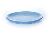 Classic Coupe Entree Plate 21cm - Glazed in Rad Blue