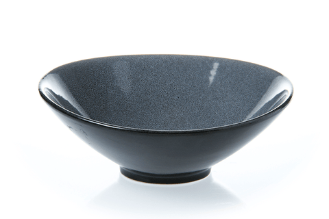 Large Footed Bowl - Granite