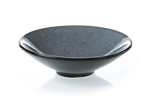 Small Footed Bowl - Granite