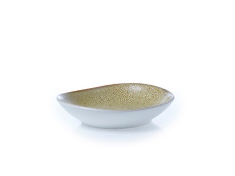 Freedom Pasta Bowl 22cm - Glazed in Honey