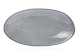 Freeform Oblong Platter - Granite