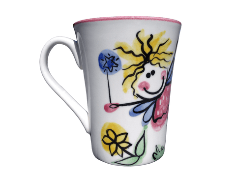 Fairy collection mug
