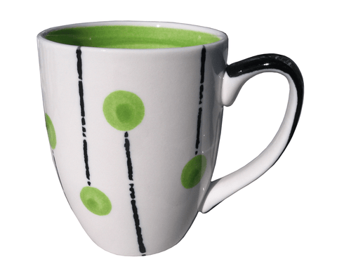 Lollipop mug - Lime