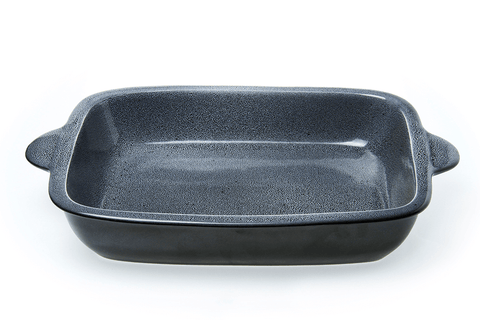 Large Oblong Baker - Granite
