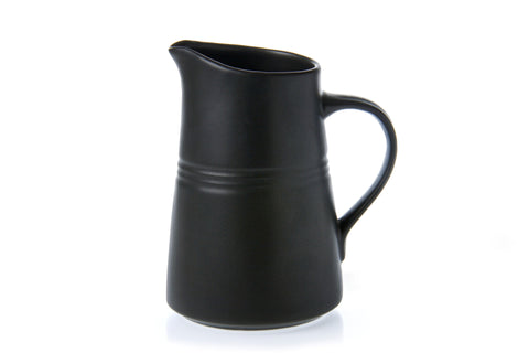 1000ml Ribbed Jug - Slate