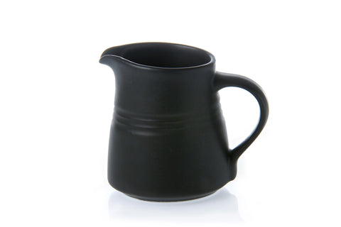 250ml Ribbed Jug - Slate