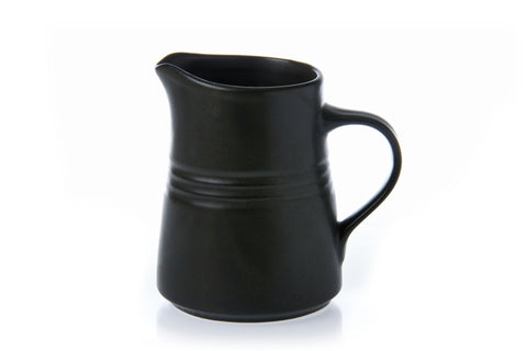 500ml Ribbed Jug - Slate