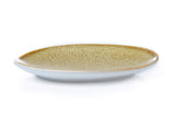 Freedom Side Plate 15cm - Glazed in Honey
