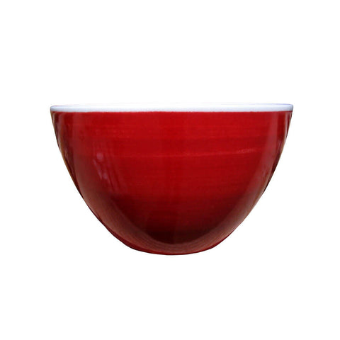 Cereal Bowl– Canterbury Red