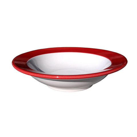 Dessert Bowl– Canterbury Red