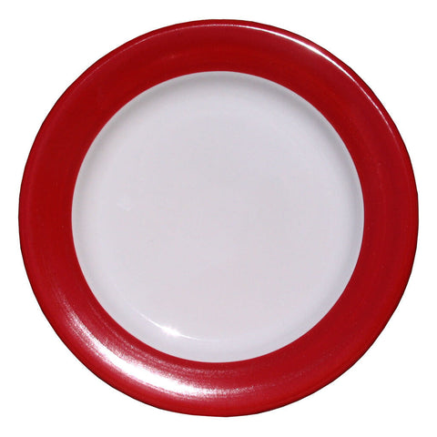 Dinner Plate – Canterbury Red
