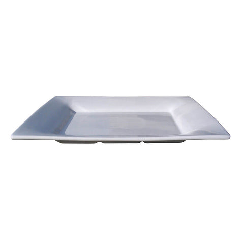 Rectangular Platter – Temuka White