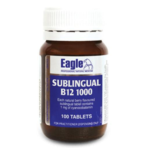 Sublingual Vitamin B12 Tablets