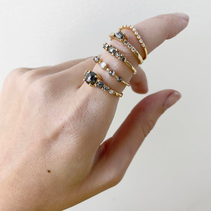BETTY RING / GEOMETRIC DIAMONDS
