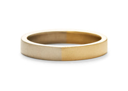 gold duo / 3.5mm / men's band