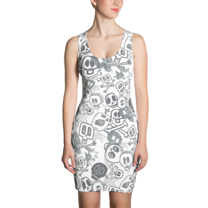 Whittier Cut & Sew Mini Dress