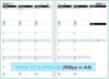 2019 Teacher Planner - Week to a Spread - 5 periods per day (2019)