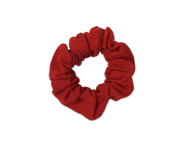 bamboo mini scrunchie - OS & OAKES.
