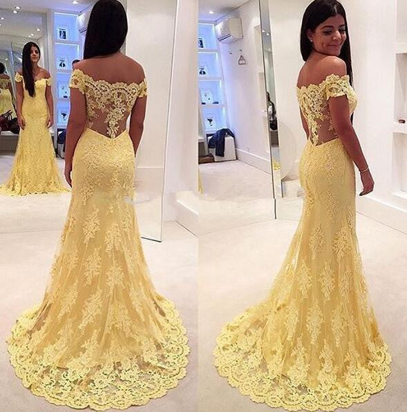 Lace Cocktail Dress ,2016 Long Prom dress L030