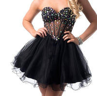 Short Homecoming dress, 2016 Prom dress