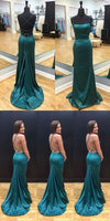 Simple Backless Long Prom Dress ,Body Tight Formal Dresses ,Modest Wedding Party Dress LP198