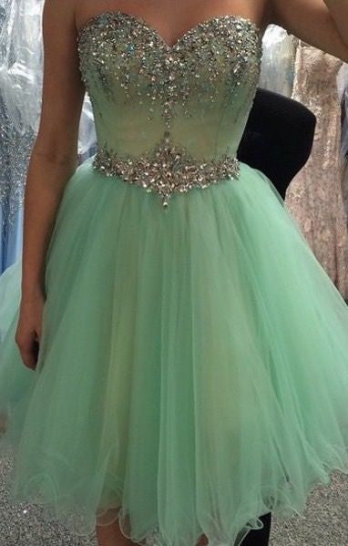 Short homecoming dress S060